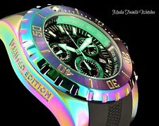 Invicta 52mm Pro Diver OceanMaster LIMITED ED Chronograph Iridescent Watch 24928