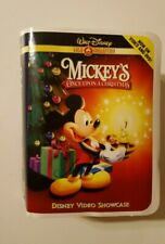 McDonalds' Disney Gold Collection Mickey Once Upon A Christmas Figure