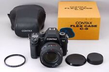 【NEAR MINT in Case】Contax N1 35mm SLR w/Vario Sonnar 24-85mm from Japan #239