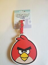 Angry Birds Luggage Tag- NEW