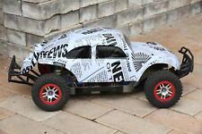 Custom Buggy Body Fake News Style for Traxxas Slash 1/10 Shell Baja 6811 Car Bug