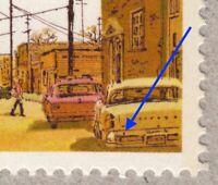 Variety = DENTED BUMPER = Canada 1978 #723Aiii MNH [ec125]