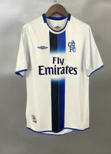 Chelsea away 2003 2005 Retro Football Shirt JERSEY