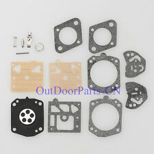 Carburetor Repair Kit for Jonsered 410 420 435 440 450 510 520 525 Walbro Saw
