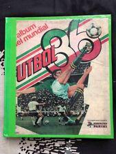 Album del Mundial Futbol 86 - Carvajal Panini Album COMPLETE
