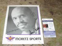 Kareem Abdul-Jabbar Autographed Photo JSA Certified