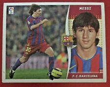 MESSI ESTE 06-07, FC BARCELONA, SIN PEGAR, DE SOBRE, 2006-07, 2006-2007.