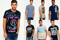 New Mens Superdry Tshirts Selection - Various Styles & Colours 0711