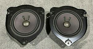Holden statesman caprice  WM rear Bose door speakers Pair