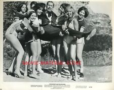 """Vincent Price Dr. Goldfoot And The Girl Bombs Original 8x10"""" Photo #M119"""