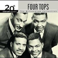 FOUR TOPS The Best Of CD BRAND NEW 20th Century Masters Milllennium Collection
