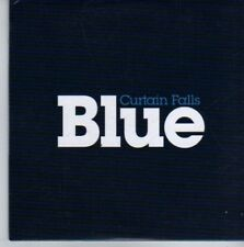 (DE282) Blue, Curtain Falls - 2004 DJ CD