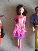 "Vintage 1960s Mattel Marie Osmond Doll Korea Made 11 1/2"" Tall"