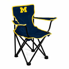 LOGO Brand UNIVERSITY of MICHIGAN toddler chair NEW camp tailgating Wolverines