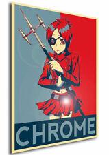 Poster Propaganda - Tutor Hitman Reborn - Dokuro Chrome