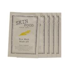 [Sample] [Skin Food] Rice Mask Wash Off x 5PCS