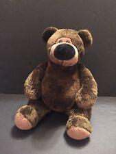 "Wholesale Merchandisers Brown Teddy Bear Plush 10"" Stuffed Animal Soft"
