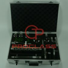 Proglass Primay Organic Chemistry Kit 14/20 Lab Glassware kit with Cabinet Box