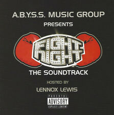 Fight Night The Soundtrack with Lennox Lewis feat A.B.Y.S.S. (2 x CD) NEW SEALED
