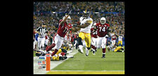 James Harrison SUPER BOWL XLIII Pittsburgh Steelers Interception Premium POSTER