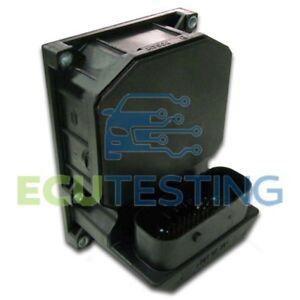 Audi A4 A6 ABS Pump Module ECU 2000 - 2008 Rebuild Service