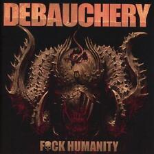DEBAUCHERY - F**k Humanity - Limit. 3CD-Digipak - 205906