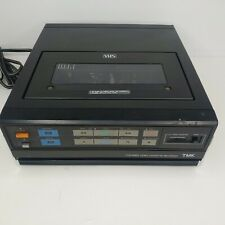 Vintage TMK Toyomenka Portable Video Cassette Recorder VHS 1030 PWR TESTED ONLY