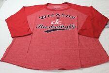 Washington Wizards NBA John Wall Women's 3/4 Sleeve T-Shirt Size 2XL XXL New