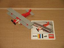 1978 Sterling Airways Biplane Replica Sticker for Legoland set 1555