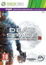 Dead Space 3 Limited Edition XBOX360 - totalmente in italiano