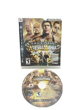 WWE Legends of WrestleMania (Sony PlayStation 3, 2009) WWF Wrestling PS3 Game