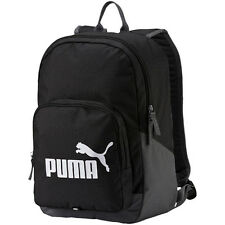 Puma Fase Mochila Escuela Ocio Deporte Nuevo negro 73589