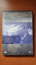 GARY NUMAN FRAGMENT 1 LIVE 2004 DVD