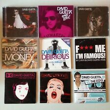 LOT CD SINGLE - MAXI - ALBUM SPECIAL DAVID GUETTA
