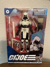Hasbro G.I. Joe Classified Artic Mission Storm Shadow Figure Open Box