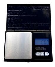 100 x .01g Digital Milligram Scale. BLACK Pocket Scale 6 Modes Lab Scale Rebates