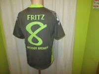 "Werder Bremen Kappa Event Trikot 2007/08 ""Citibank"" + Nr.8 Fritz Gr.M- L TOP"