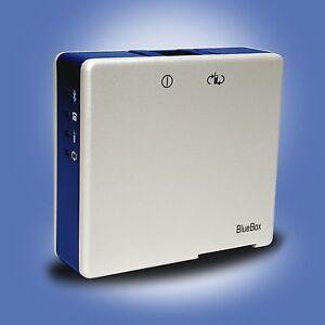 GSM-Gateway EuraCom BlueBox II (GSM-Schnittstelle), V01.031A