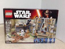 Lego Star Wars Battle On Takodana 75139 With 5 Minifigs (PRIORITY SHIPPING)