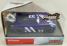 New Disney Store Pixar Cars Ed Truncan Chaser Series Diecast 1:43 Scale Limited