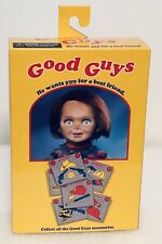 NECA Good Guys CHUCKY 4? Figure Ultimate Action Figure Reel Toys New(light Wear)