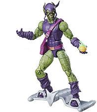 """Green Goblin Marvel Legends Spider Man Sandman BAF series 6"""" loose action figure"""