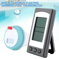 Wireless Floating Thermometer Swimming Pool Pond Spa Water Temperature Tool