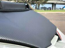 Car Bonnet Hood Bra in CARBON Fits Acura RSX Honda Integra 02 03 04 05 06 DC5