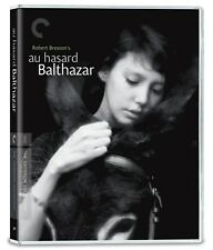 Au Hasard Balthazar (The Criterion Collection) [Blu-ray]