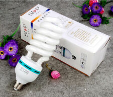Lámpara fluorescente 150W 220V E27 5500K Bombilla de Flash Fotografía Estudio Video Lighting