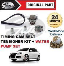 FOR VOLKSWAGEN VW GOLF 2.0 GTi 2006-2008 TIMING BELT TENSIONER KIT + WATER PUMP