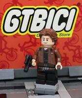 LEGO STAR WARS MINIFIGURA  `` HAN SOLO  ´´ Ref 75212  100X100 LEGO
