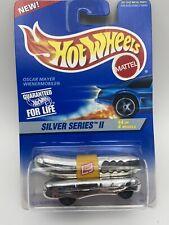 Hot Wheels Silver Series ll Oscar Mayer Wienermobile 1/64 Scale FREE SHIPPING