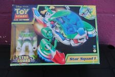 disney toy story hasbro buzz star squad 1 2006